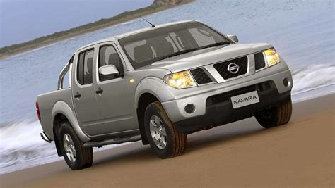 Used Nissan Navara review: 2005 2010   CarsGuide