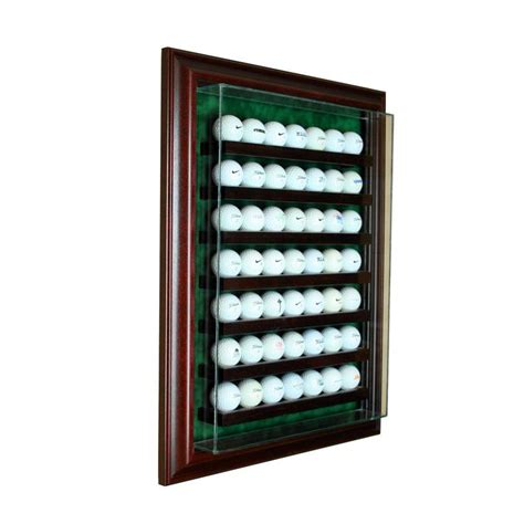sports memorabilia display cabinets aaa sports memorabilia llc 49 golf cabinet style