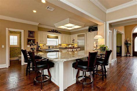 Curved Island Kitchen Designs 27 Gorgeous Kitchen Peninsula Ideas Pictures Designing