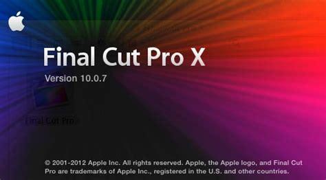 final cut pro new project adobe premiere pro vs apple final cut pro x