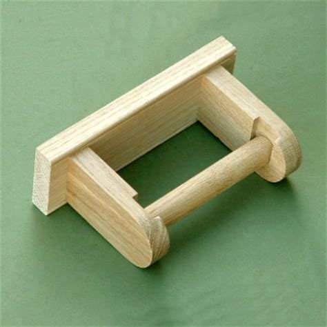 toilet roll holder wooden wall mounted arch back simple oak toilet roll holder