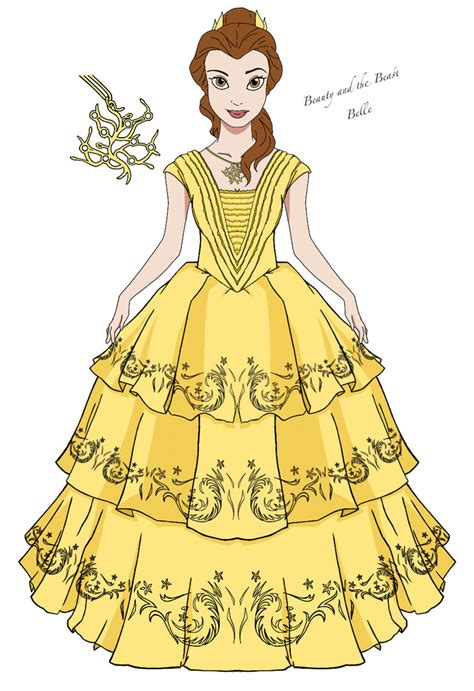 ten beauty and the beast dresses inspired by belle s beauty and the beast belle dress 2017 by tailgate04 on
