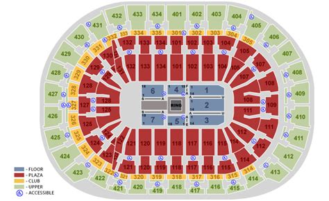 bbt center seating view bb t center fl seating chart view