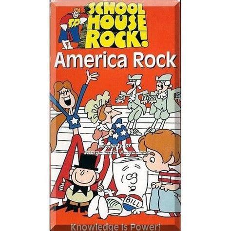 room schoolhouse rock vhs schoolhouse rock america rock 1973 1977 the preamble room 760894702236 on