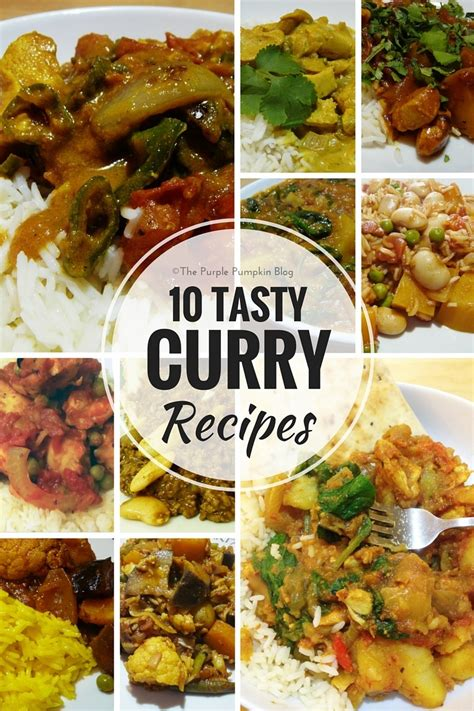 10 Tasty Meals For by 10 Curry Recipes For Nationalcurryweek