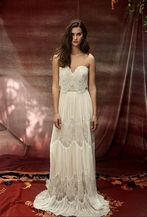 bridal style lihi hod white bohemian 2016 collection boho weddngs uk wedding for the