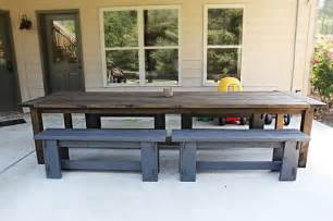 Large Patio Table Large Outdoor Table Home
