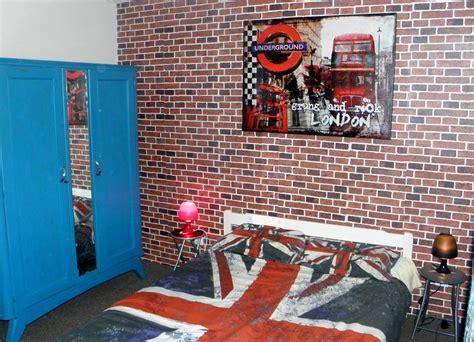 chambre londres deco chambre ado theme londres 7962 terrasse en bois