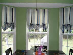 kitchen bay window curtain ideas kitchen window curtain ideas