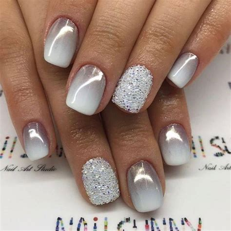 Nail 3d Peacock White 36 amazing prom nails designs s top 2018 prom