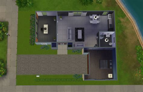 sims 3 starter house plans sims 3 starter house plans 28 images mod the sims the contemporarian starter home