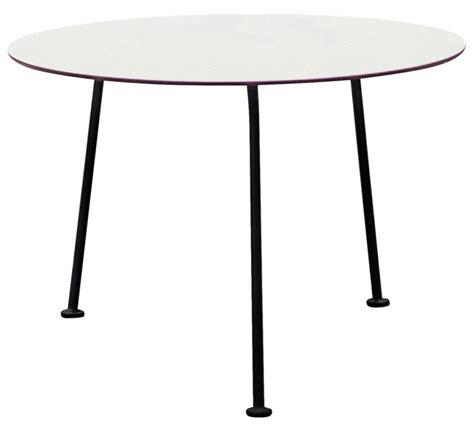 Table Basse Ronde Acier by Table Basse Ronde 70 Cm Maj Ext 233 Rieur De Jardin En M 233 Tal