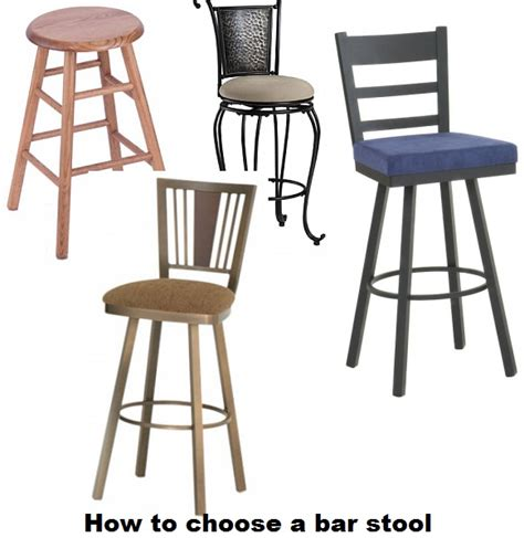 how to measure bar stools 1 bar stool size