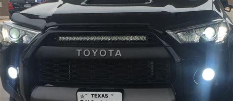 2000 4runner led lights toyota 4runner light bar toyota free engine image for