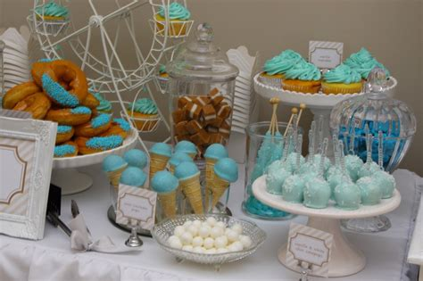 Baby Shower Foods For A Boy by M Retail Baby Shower