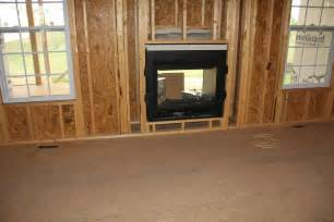 Inside Fireplace Indoor Outdoor Fireplace Sided Home Decorating Ideas