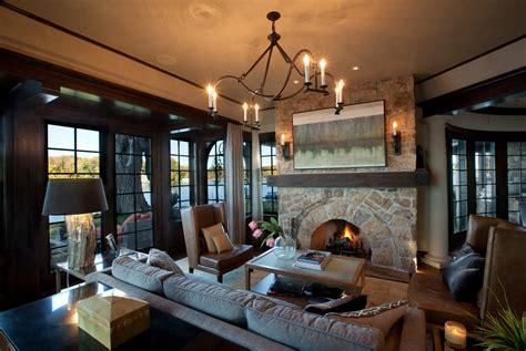 Modern Living Room Design Ideas 2013 elegant englisch sch 246 nes haus am fluss mit fantastischer