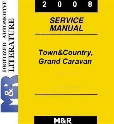 service repair manual free download 1994 dodge grand caravan seat position control 2008 grand caravan by dodge service manual download manuals