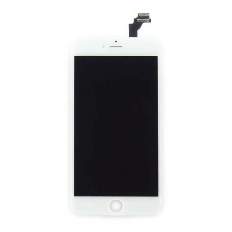 Screen Lcd Iphone 6 Plus white iphone 6 plus lcd touch screen digitizer assembly