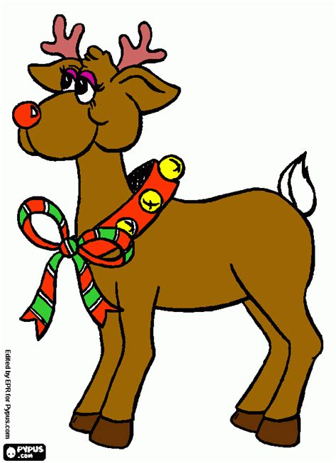 reindeer in here coloring book books reindeer colori coloring page printable reindeer colori