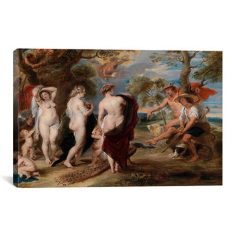 Slipcovers Dining Room Chairs the judgment of paris by peter paul rubens painting