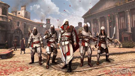 brotherhood in assassin s creed brotherhood moar powah