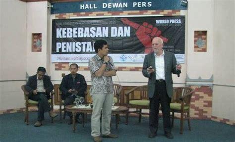Buku Hukum Dan Kebebasan Pers aturan penistaan agama bisa jadi ancaman terhadap pers