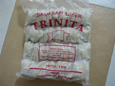 Bakso Banteng Balifood 25 Butir bakul indonesia products fresh products