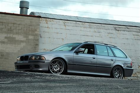 bmw never made an m5 e39 touring so this did it for you