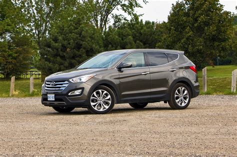 2013 Hyundai Santa Fe Sport 2 0t 2013 hyundai santa fe sport 2 0t se autos ca