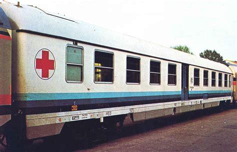 carrozza treno carrozze barellate sanitarie e treni ospedale scalaenne