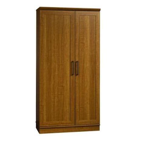 home depot storage cabinets wood sauder homeplus collection 35 3 8 in x 71 1 8 in x 17 in