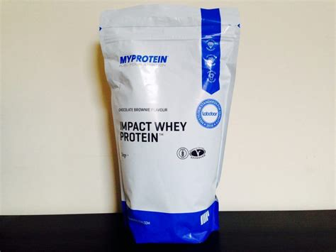 protein x review impact whey protein review the best whey protein
