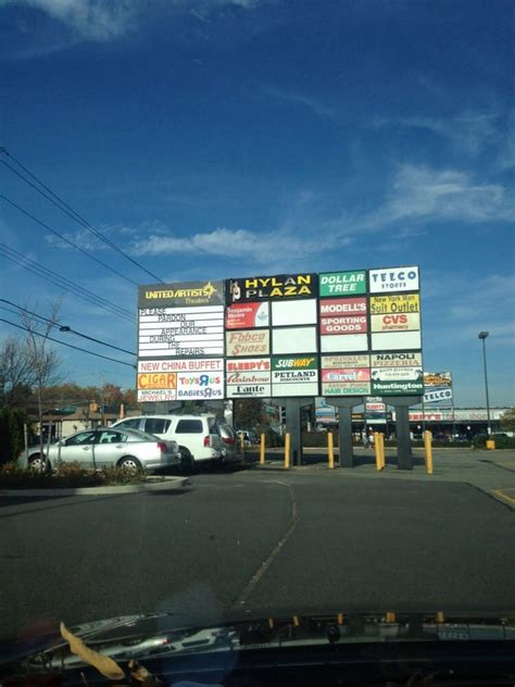 Oakwood Island hylan plaza shopping centers 2660 hylan blvd oakwood