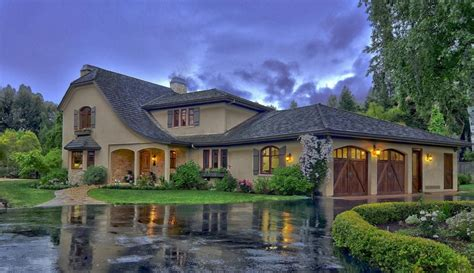 Ca House by Jim Harbaugh S House Atherton Ca Pictures And Facts
