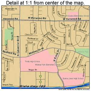 euless map 4824768