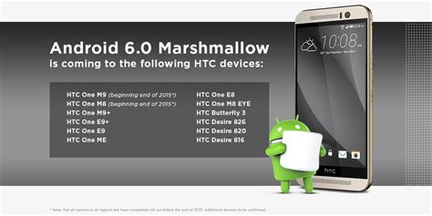 android marshmallow release date name and features it pro android 6 0 marshmallow release date for samsung htc