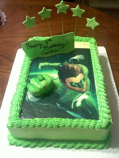 best 20 green lantern cake ideas on