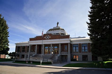 what county is lincoln in lincoln county courthouse kemmerer wyoming