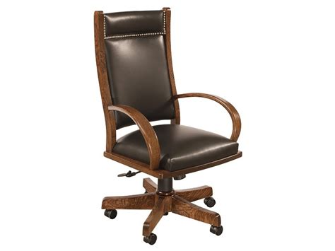 rh desk chair chairs wheeled greenawalt furniture
