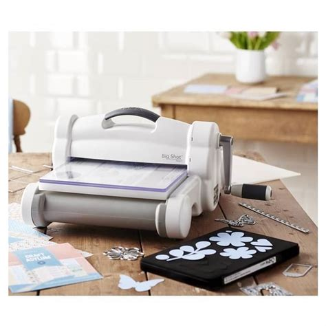 die cutting machines for card sizzix big plus machine only sizzix from craftyarts