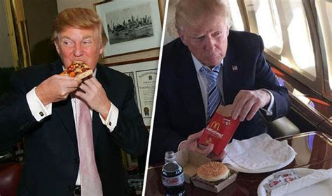 donald trump food donald trump supersize diet revealed can you out eat the