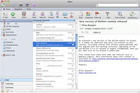 microsoft outlook for mac microsoft outlook mac 2011