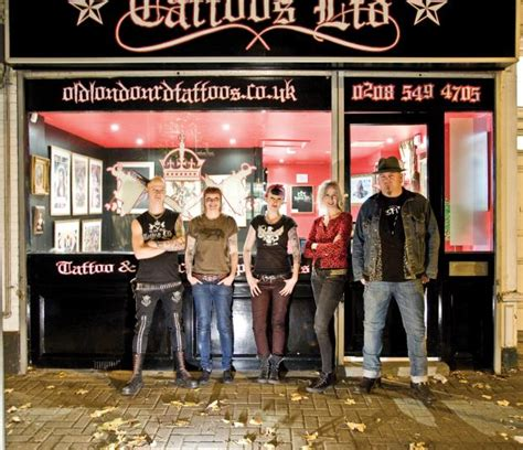 tattoo studio london drop in old london road tattoo one year anniversary studio