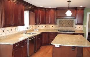 Affordable Kitchen Countertop Ideas Cheap Kitchen Remodel Granite Countertop Kitchen