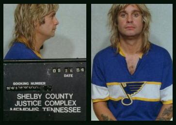 Ozzy Osbourne Criminal Record 7 Magnificent Rock Outlaws