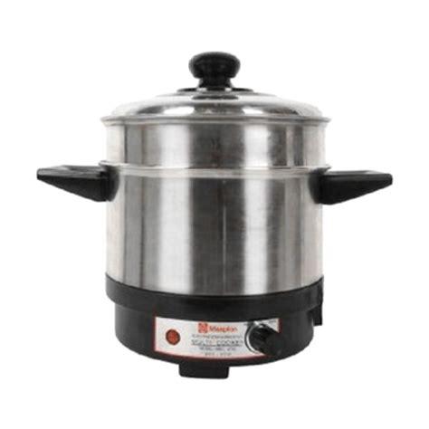 Maspion Cooker 6 Liter jual maspion mec 2750 multi cooker 0 7 l harga kualitas terjamin blibli