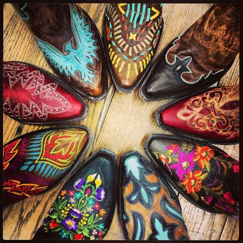 colorful booties colorful cowboy boots neiltortorella