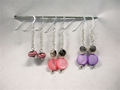 How To Make Handmade Earrings - made earrings