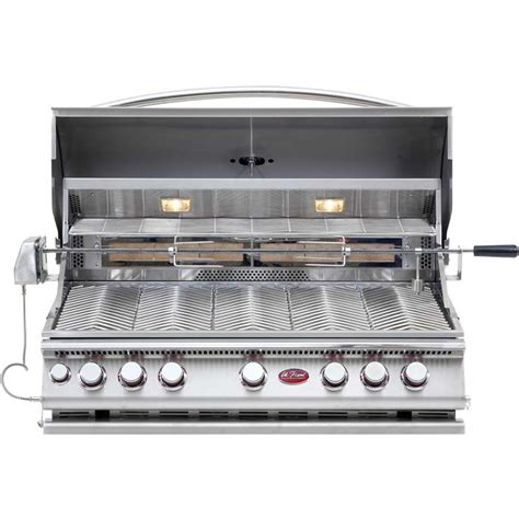Small Grills Kenmore 2 Burner Small Space Stainless Steel Gas Grill